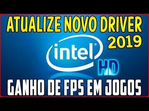 Como Atualizar Novo Driver da Intel HD Graphics Que Promete Aumentar o FPS em Jogos