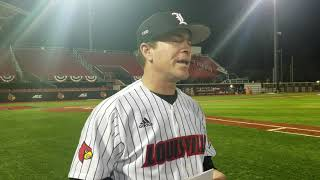 Louisville baseball -- Eastern Kentucky (2/20/18)