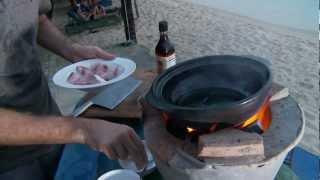 Chefs Spike Mendelsohn And Michael Bao Clay Pot Fish Recipe