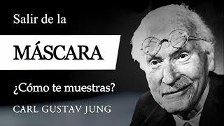 SALIR de la MÁSCARA (Carl Jung) - La Persona, la Sombra y el YO en el PSICOANÁLISIS JUNGUIANO