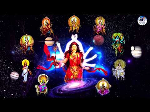 Navdurga Kavach - Navratri Special Song - Goddess Durga Stotram | Devotional Song