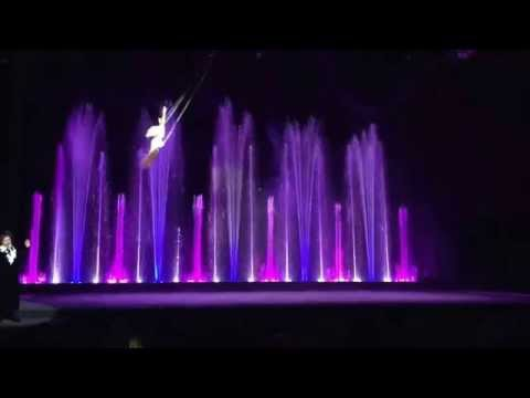 Мечта. Цирк Аквамарин. Цирк танцующих фонтанов.