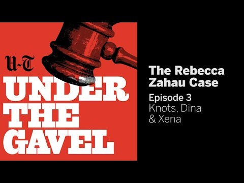 Zahau, Episode 3: Knots, Dina & Xena | A San Diego Union-Tribune Podcast