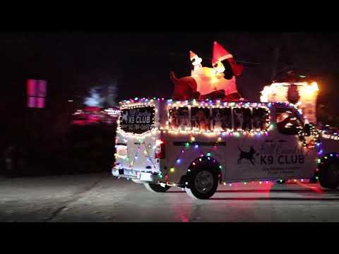 Christmas Parade Comfort 2018 complete Mp3