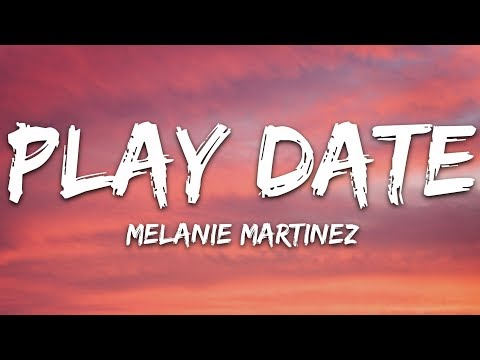 Melanie Martinez - Play Date I Guess I'm Just A Playdate To You