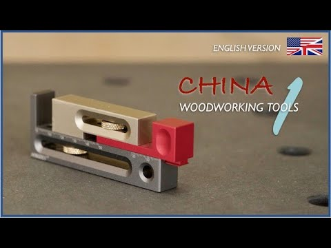 China Woodworking Tools Episode !