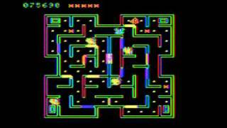Mouse Trap Review ColecoVision