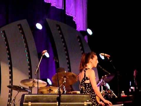 "Sara Bareilles ""Love Song"" at Central Park HQ"
