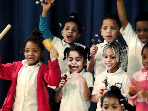 Collington Square School of the Arts Winter Program - Part 3