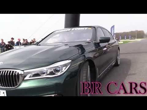 Alpina Bmw B7 Vs Mercedes Benz E63 S Vs Audi RS