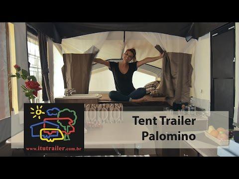 Itu Trailer - Tent Trailer Palomino