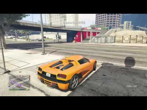 BUYING A NEW GARAGE AND CAR! (Grand Theft Auto 5)