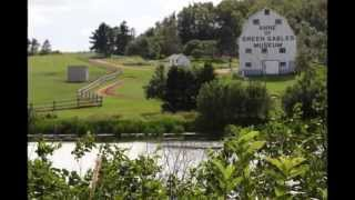 Looking for Anne and Lucy Maud Montgomery in Prince Edward Island