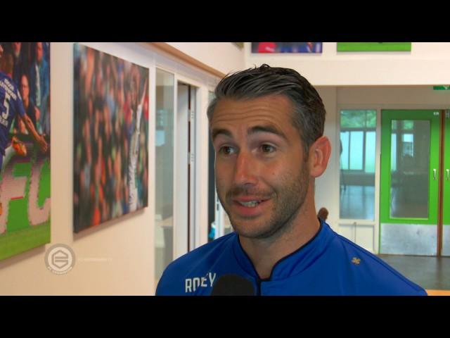 Kevin Begois nieuwe keeper bij FC Groningen
