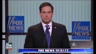 fox news republican debate highlights rubio   trump   cruz   kasich 3 3 2016 part 1 of 2