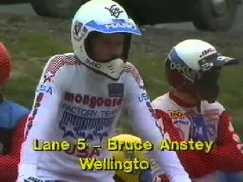 TVNZ Challenge 1986 Dunedin NZ