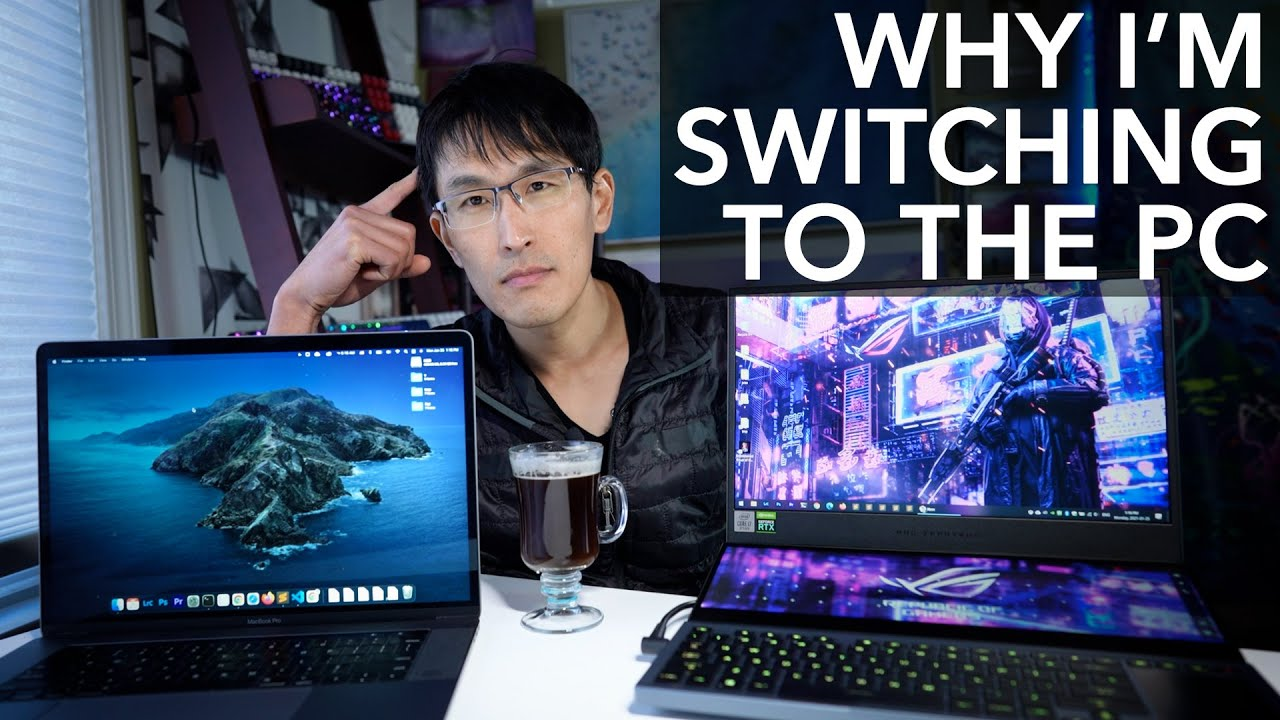 Why I'm switching back to the PC... (as a millionaire)