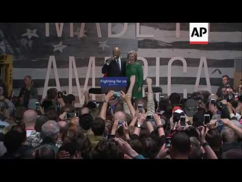 Maryland Rep. Cummings Endorses Hillary Clinton