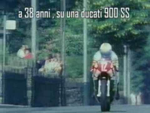 JUNE 04  1978 mike the bike hailwood wins at man on ducati