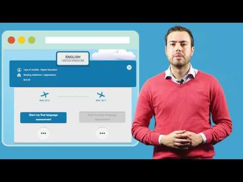 Erasmus+ OLS Language Assessment User Guide - VET