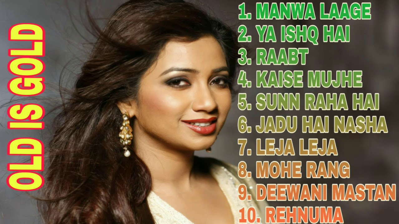 Shreya Ghoshal Songs | Top 10 Shreya Ghoshal 2020 | Shreya Ghoshal Romantic Hindi songs
