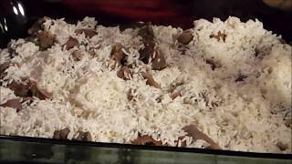 How to Make: Chicken Gizzards and Rice Bake