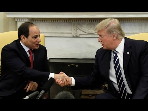 Bassem Youssef explains what the Arab world thinks of Donald Trump
