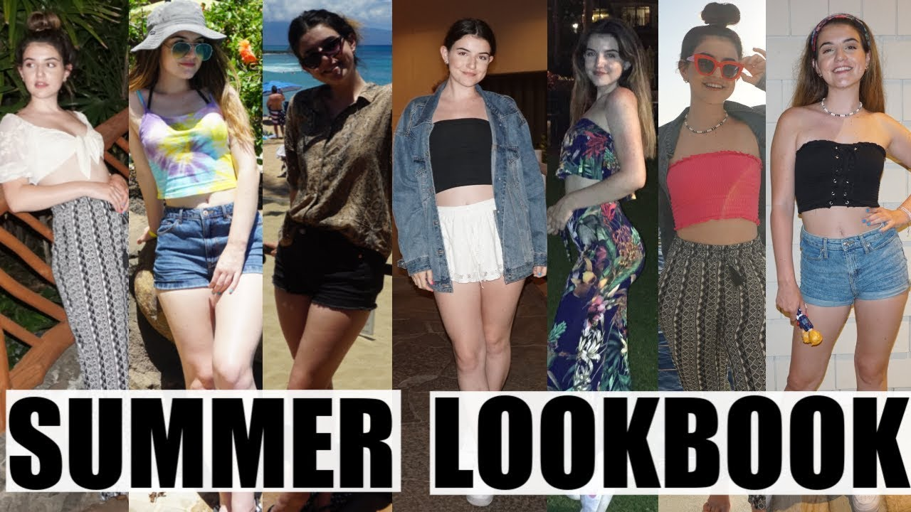 [VIDEO] – SUMMER VACATION LOOKBOOK | CHEAP OUTFIT IDEAS