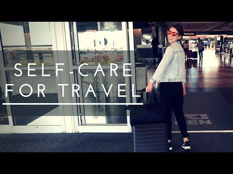 SelfCare Tips for Traveling  Ingrid Nilsen