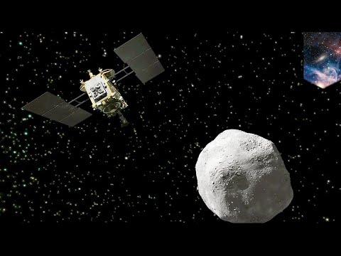 Japan Hayabusa-2 mission: JAXA Space probe lands on asteroid - TomoNews