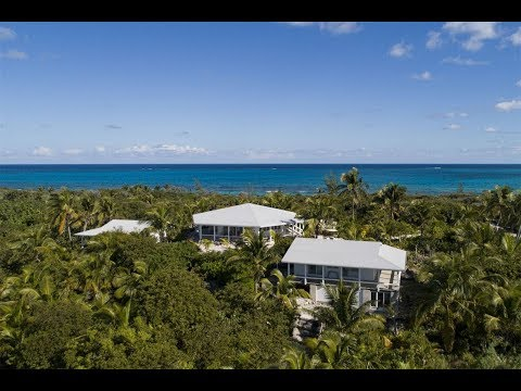 Exclusive Residence with Deep Blue Ocean Views in Man-O-War Cay, Abaco, Bahamas