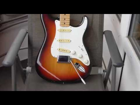 Maya 70's Made In Japan Lawsuit Strat! Demo, Pics and Opinion!