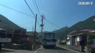 国道384号(長崎県南松浦郡新上五島町) 2011/7/17