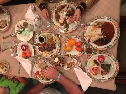 Чем кормят в Египте отель Maritim Jolie Ville Royal Peninsula Hotel & Resort Sharm El Sheikh
