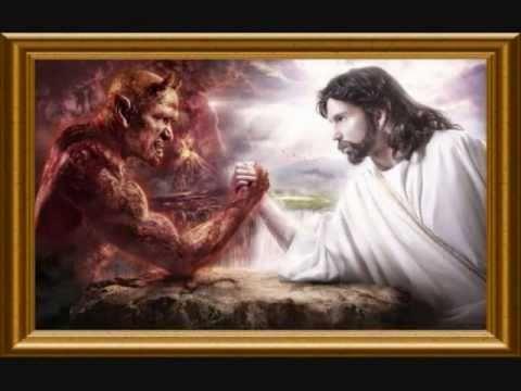 holy war God vs. Satan...