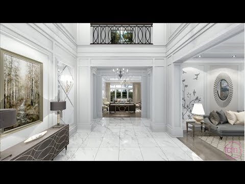 Luxury Aurora Estate Virtual Tour (2018)