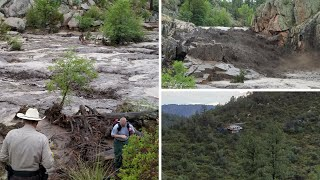 9 killed, 1 missing after flash flood tears through swimming hole near Payson