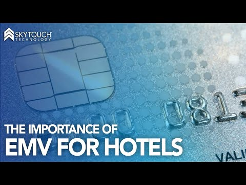 WEBINAR: Importance of EMV for Hotels