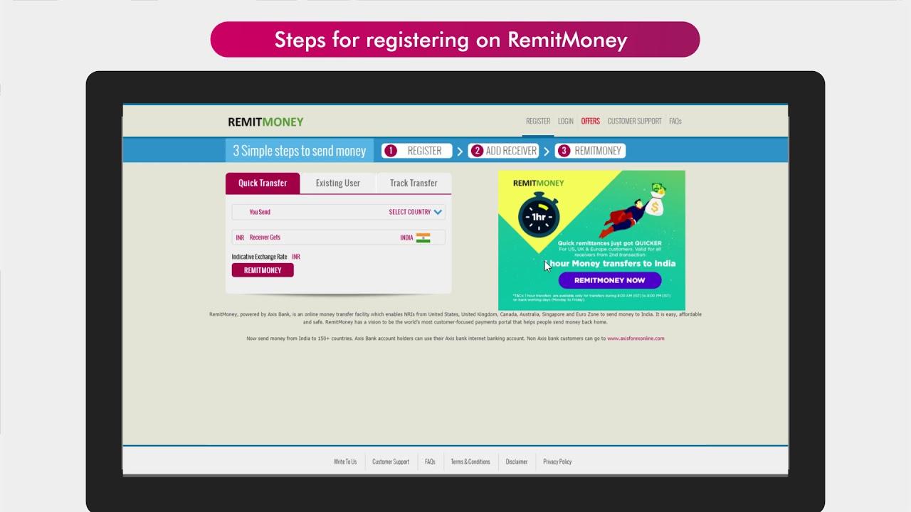 Send Money To India From Australia