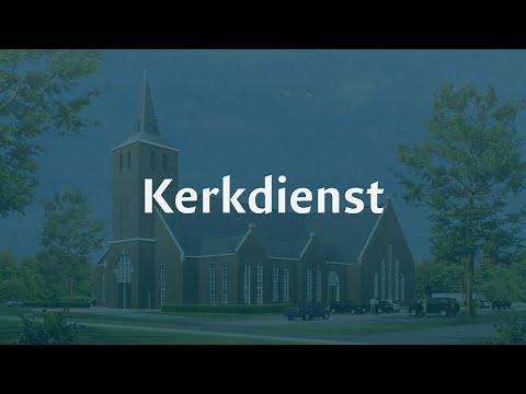Kerkdienst 27-06 18:30