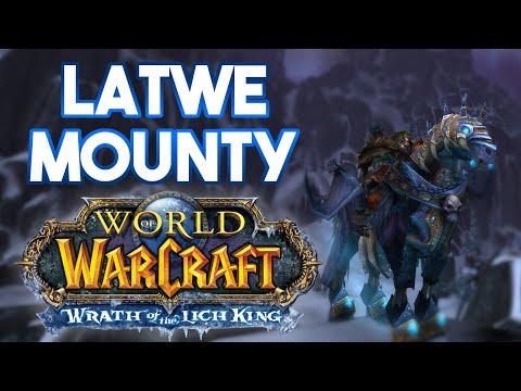 Łatwe Mounty Wrath of the Lich King - Poradnik.