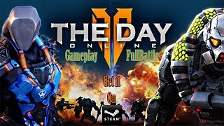 "New MOBA Game PC ""THE DAY Online"" Gameplay Full Battle"