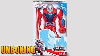 Playskool Heroes Mega Armadura de Antman El Hombre Hormiga