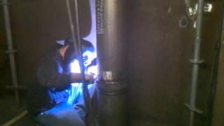 tig welding copper nickel rn67