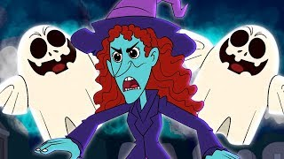 Hello Its Halloween | Bottle Squad | Scary Nursery Rhymes | Kids Song | Halloween Cartoon