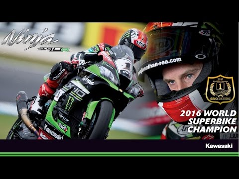 Jonathan Rea & Ninja ZX-10R    2016 World Superbike Champion