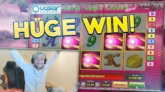 BIG WIN!!!! Lucky Ladys Charm Big win - Casino - Huge Win (Online Casino)