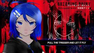【UTAU】Breaking Point - Kikyuune Aiko (+Akio) 【Original】