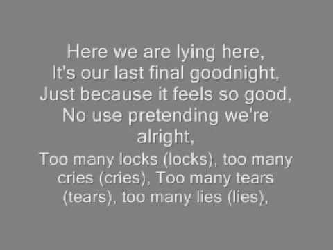 Barriers by David Archuleta *Lyrics*