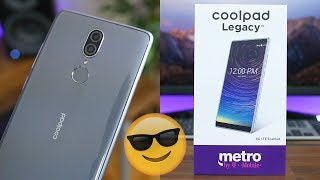 Coolpad Legacy Review: Best Smartphone For Under $130?